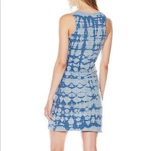 CURRENT / ELLIOT Louella Tie-dye dress